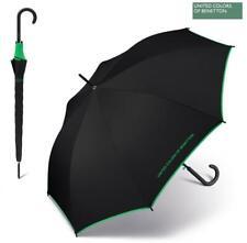 Paraguas Automático United Colors of Benetton liso color negro