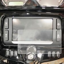 "2014-18 Fits Harley Davidson Street Glide No Print Screen Saver Protector 6.5"""