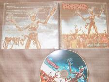 RADEMASSAKER Satanic Zombie Hordes CD German Death Metal (pungent stench)