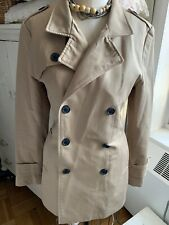 Mirae Korea Women's Trench Raincoat Jacket Japan Size M