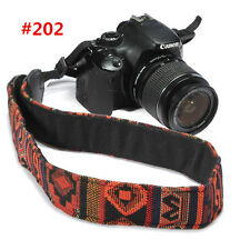 74cm Vintage Camera Shoulder Neck Strap Belt For SLR  Canon Sony Panasonic