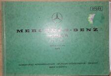 Mercedes MB track 65 , 70  Type 440 Bildkatalog