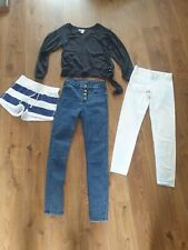 Girls Clothes Bundle VGC Age 11-12 Years M&S H&M