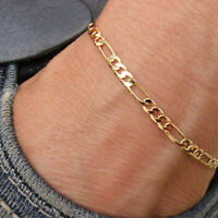 Womens Men Fashion Link Chain Ankle Bracelet Anklet Foot Jewelry