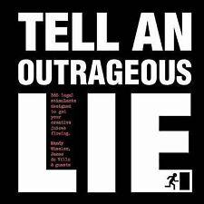 Tell an Outrageous Lie,James de Ville, Mandy Wheeler,New Book mon0000019127