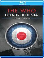 THE WHO - QUADROPHENIA-LIVE IN LONDON (BLU-RAY)  BLU-RAY NEU