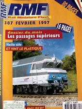 RMF Rail Miniature Flash n°387 1997 - KIT Test CC 25000 Apocopa - Tr.20