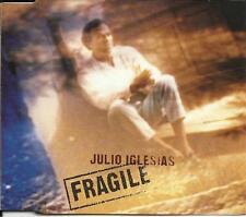 The Police STING & JULIO IGLESIAS Fragile LIMITED 3 Trk UK CD single SEALED 1994