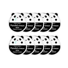 [TONYMOLY]  Panda's Dream White Hand Cream Sample 10pcs / Korea cosmetics
