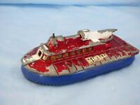 1970's Vintage Dinky Toys SRN6 The Saunders-Roe Hovercraft no 290 Diecast Toy