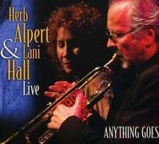 Herb Alpert & Lani Hall - Anything Goes (live) NEW CD
