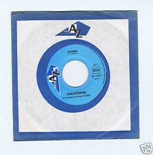 45 RPM SP JUKE BOX CHRISTOPHE MAMAN (1967)