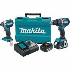 Makita XT269M 18V LXT Lithium_Ion Brushless Cordless 2_Pc. Combo Kit