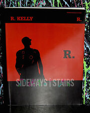 rare R. KELLY R. ALBUM SONG BOOK sheet music songbook nas I believe I can fly wb
