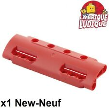 Lego technic - 1x Panel Curved panneau 11x3 10 holes rouge/red 11954 NEUF