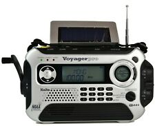 Now In Stock The Newest Ka600L Voyager Solar Weather Alert Multiband Radio w/Rds