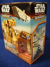 """STAR WARS """"The FORCE AWAKENS """" Micro Machines 1st Order Stormtrooper Play set"""