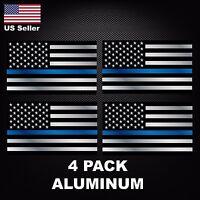 Police Sticker Mega Pack BlueThin Line USA Flag Decal American Flag 7 Stickers