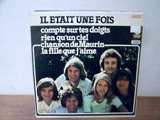 """RARE - UK - LP 12"""" IL ETAIT UNE FOIS - Rien qu'un ciel - EX/EX - 2M 048-52149"""