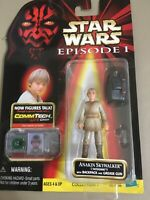 MINT: 1998 Star Wars Episode 1 Anakin Skywalker (Tatooine) Action Figure