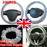 100pcs Car Steering Wheel Cover Disposable Plastic Protective Covers Universal