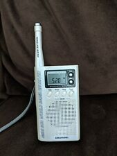 Grundig Mini 300 World Band Receiver-Excellent Working Condition-Free Shipping