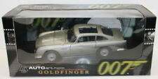 Voitures, camions et fourgons miniatures gris AUTOart james bond