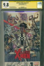 ALL-NEW X-MEN ANNUAL#1 CGC SS 9.8 HIGHEST GRADE signed by CORY SMITH Marvel 1/17