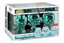 Funko Pop! The Haunted Mansion Figures - Pack of 3