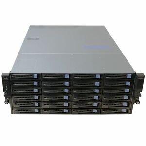 RM4124-660-HTS(-M) 19'' 4HE Servergehäuse mit 24 HDD Einschüben-29400A