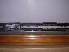 WALTH/PROTO #920-9412  B.& O. 85' P.S.Streamlined Strata Dome Coach H.O.Gauge