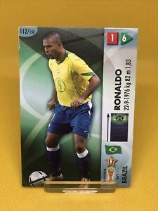 Ronaldo (R9) Panini Goaaal World Cup 2006 Brazil Trading Card A