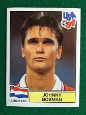 USA 94 1994 n 428 JOHNNY BOSMAN OLANDA NEDERLAND , Figurina Sticker Panini NEW