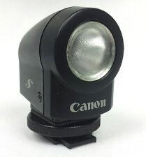 Original Canon Video Light VL-3 Black USA Seller