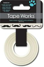 Mustache Mustaches Washi Tape Works SandyLion Craft Scrapbook Supply Decorate