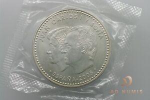"""12€ euro 2005 IV centenario de El quijote"""" Spain Espagne Scéllé FDC Argent"""