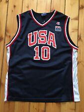 Vintage Usa basketball Kevin Garnett champion jersey