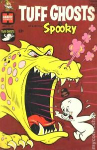 Tuff Ghosts Starring Spooky #23 GD/VG 3.0 1966 Stock Image Low Grade