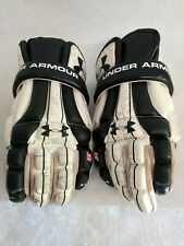 Under Armour Spectre Speglm-M-Blk Medium Lacrosse Gloves sw Arm Guards And Other