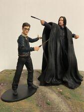 "NECA Harry Potter & Professor Severus Snape 7"" Dueling Figure Lot Set"
