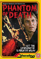 Phantom of Death [DVD], New, DVD, FREE & Fast Delivery