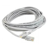 Câble Réseau Ethernet RJ45 10M CAT5E Routeur Modem Ordinateur PC Box Internet