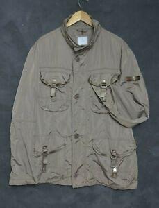Peuterey Men Jacket XXL Sambo Technical Field Chore Utility Workwear Coat Hunt