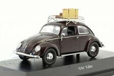 Schuco 1/43 VW Kafer Brezelkaefer -  450256800
