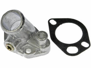 For 1977-1985 Ford Thunderbird Thermostat Housing Dorman 11219GS 1978 1979 1980