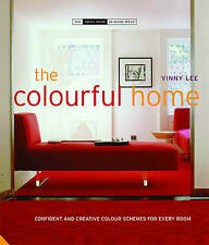 The Colourful Home (Small Book of Home Ideas), Vinny Lee, New Book