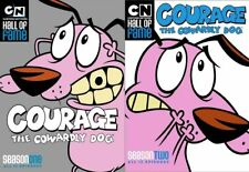 Courage The Cowardly Dog Series 1 + 2 Season One and Two New DVD Region 1