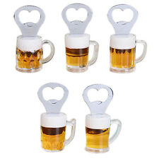 High Quality Beer Mug Shaped Bottle Opener Home Kitchen Party Tool