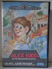 Mega Drive - Alex Kidd in the Enchanted Castle (mit OVP/OHNE ANLEITUNG) 10633830