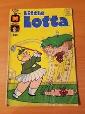 Little Lotta #93 ~ Very Good Vg ~ (1970, Harvey Comics)